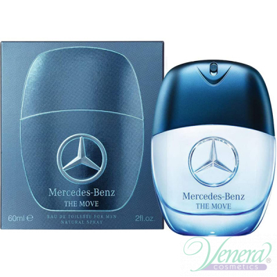 Mercedes-Benz The Move EDT 60ml за Мъже