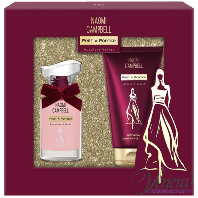Naomi Campbell Prêt à Porter Absolute Velvet Ко...