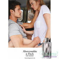Abercrombie & Fitch First Instinct EDT 100ml for Men Without Package Men's Fragrances without package
