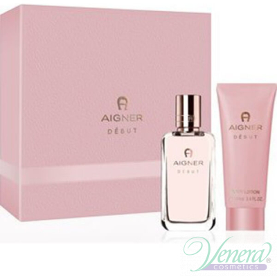 Aigner Debut Комплект (EDP 50ml + Body Lotion 100ml) за Жени