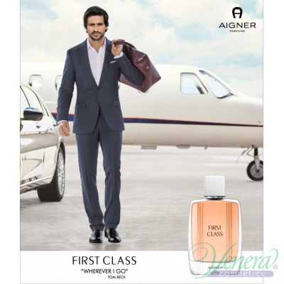 Aigner First Class EDT 50ml за Мъже