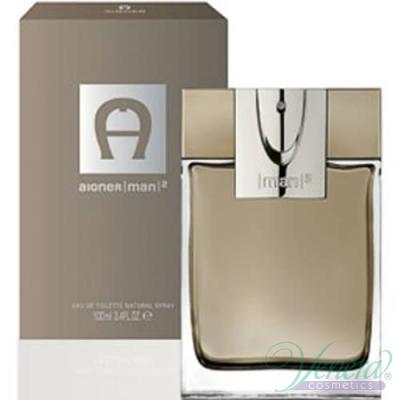 Aigner Man 2 EDT 100ml мъжки парфюм за Мъже
