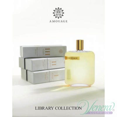 Amouage The Library Collection Opus V EDP 100ml за Мъже и Жени Унисекс Парфюми