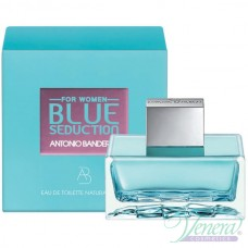 Antonio Banderas Blue Seduction EDT 100ml за Жени