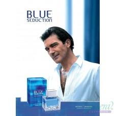 Antonio Banderas Blue Seduction EDT 200ml за Мъже