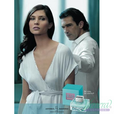 Antonio Banderas Blue Seduction EDT 80ml за Жени