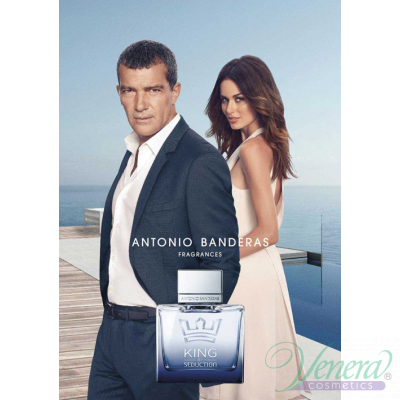 Antonio Banderas King of Seduction EDT 200ml за...