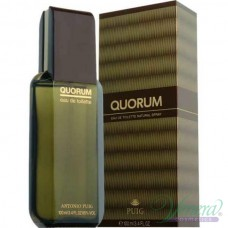 Antonio Puig Quorum EDT 100ml за Мъже