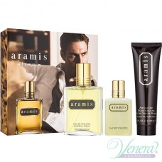 Aramis Aramis Комплект (EDT 110ml + EDT 50ml + AS Balm 100ml) за Мъже