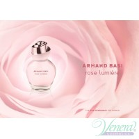 Armand Basi Rose Lumiere EDT 100ml for Women Without Package Women's Fragrances without package
