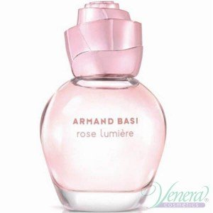Armand Basi Rose Lumiere EDT 100ml for Women Without Package