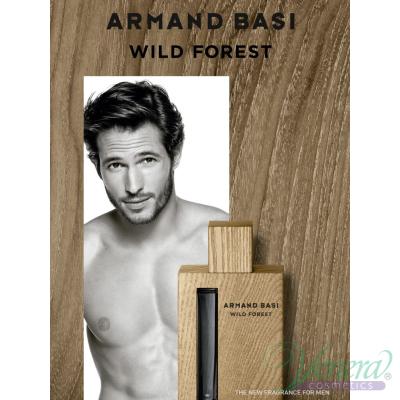 Armand Basi Wild Forest EDT 100ml за Мъже БЕЗ ОПАКОВКА