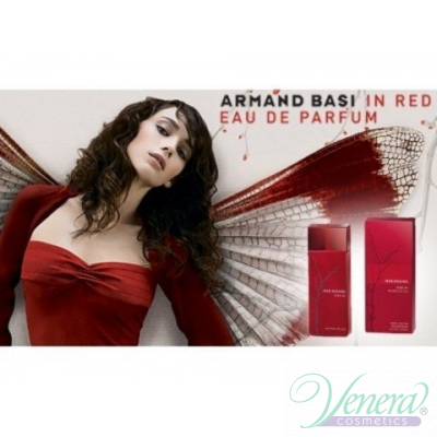 Armand Basi In Red EDP 50ml за Жени Дамски Парфюми