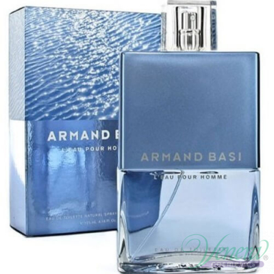 Armand Basi L'Eau Pour Homme EDT 125ml за Мъже Мъжки Парфюми