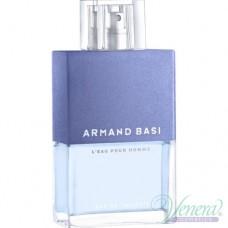 Armand Basi L'Eau Pour Homme EDT 125ml за Мъже БЕЗ ОПАКОВКА