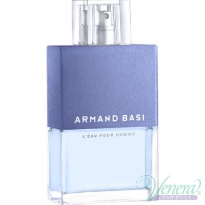 Armand Basi L'Eau Pour Homme EDT 125ml за Мъже БЕЗ ОПАКОВКА За Мъже