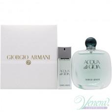 Armani Acqua Di Gioia Комплект (EDP 100ml + EDT 20ml) за Жени