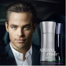 Armani Code Ice EDT 75ml за Mъже БЕЗ ОПАКОВКА