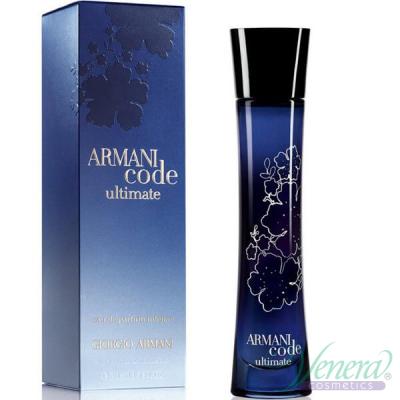 Armani Code Ultimate EDP Intense 30ml за Жени Дамски Парфюми