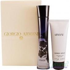 Armani Code Комплект (EDP 75ml + Body Lotion 75ml) за Жени