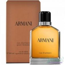 Armani Eau D'Aromes EDT 100ml за Мъже