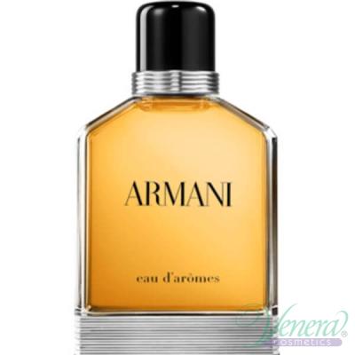 Armani Eau D'Aromes EDT 100ml за Мъже БЕЗ ОПАКОВКА Мъжки Парфюми