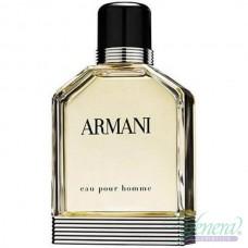 Armani Eau Pour Homme EDT 100ml за Мъже БЕЗ ОПАКОВКА