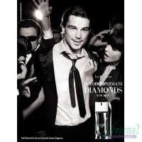 Emporio Armani Diamonds EDT 50ml за Мъже Мъжки Парфюми