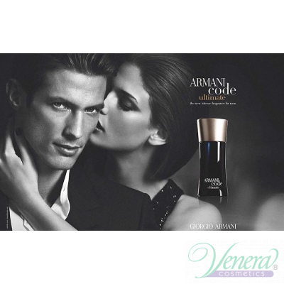 Armani Code Ultimate EDT Intense 50ml за Mъже Мъжки Парфюми