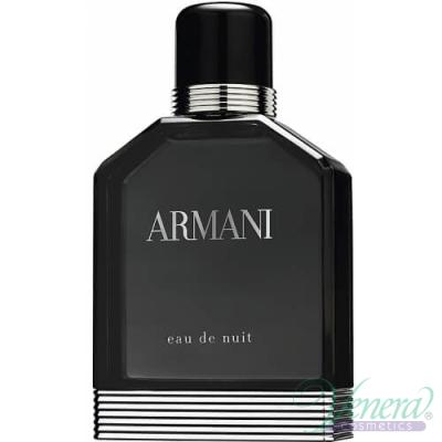 Armani Eau De Nuit EDT 100ml за Мъже БЕЗ ОПАКОВКА Мъжки Парфюми