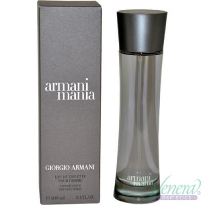 Armani Mania EDT 30ml за Мъже Мъжки Парфюми