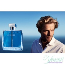 Azzaro Chrome Intense Комплект (EDT 100ml + Card Holder) за Мъже