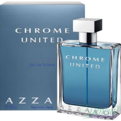Azzaro Chrome United EDT 50ml за Мъже