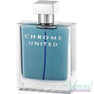 Azzaro Chrome United EDT 100ml за Мъже БЕЗ ОПАКОВКА Продукти без опаковка