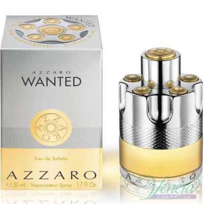 Azzaro Wanted EDT 50ml за Мъже Мъжки Парфюми