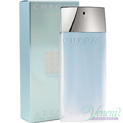 Azzaro Chrome Sport EDT 100ml за Мъже