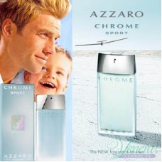 Azzaro Chrome Sport EDT 50ml за Мъже