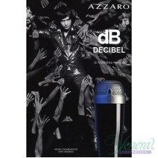 Azzaro Decibel EDT 100ml за Мъже БЕЗ ОПАКОВКА
