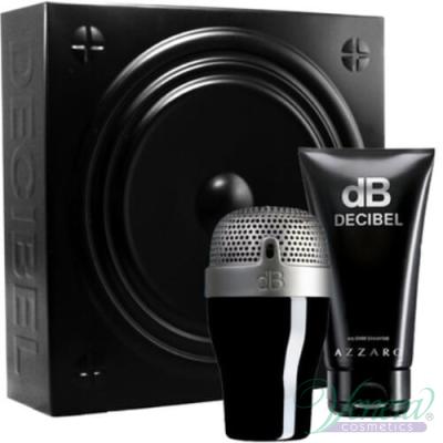 Azzaro Decibel Комплект (EDT 100ml + Shower Gel 150ml) за Мъже За Мъже