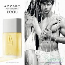 Azzaro Pour Homme L'Eau EDT 100ml за Мъже БЕЗ ОПАКОВКА