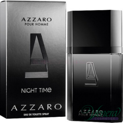 Azzaro Pour Homme Night Time EDT 100ml за Мъже
