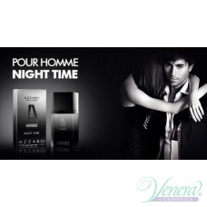 Azzaro Pour Homme Night Time EDT 50ml за Мъже