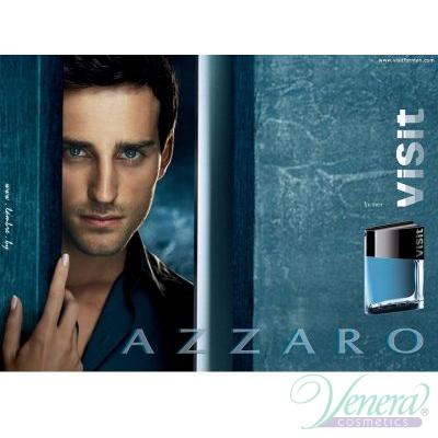 Azzaro Visit EDT 50ml за Мъже Мъжки Парфюми
