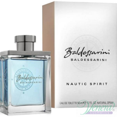 Baldessarini Nautic Spirit EDT 50ml за Мъже