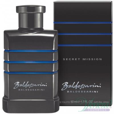 Baldessarini Secret Mission EDT 90ml за Мъже