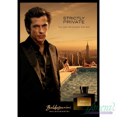 Baldessarini Strictly Private EDT 50ml за Мъже