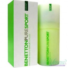 Benetton Pure Sport EDT 50ml за Mъже