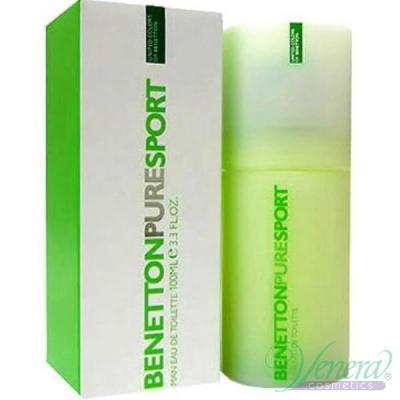 Benetton Pure Sport EDT 50ml за Mъже Мъжки Парфюми