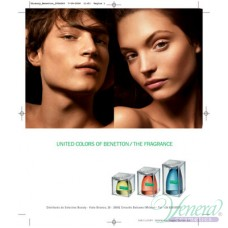 Benetton United Colors of Benetton Unisex EDT 40ml за Мъже и Жени