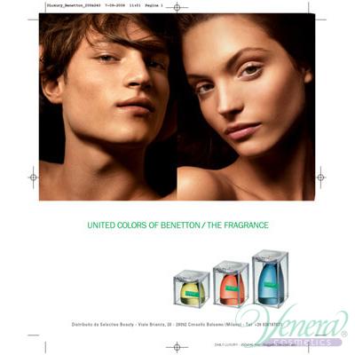 Benetton United Colors of Benetton Man EDT 40ml за Мъже Мъжки Парфюми